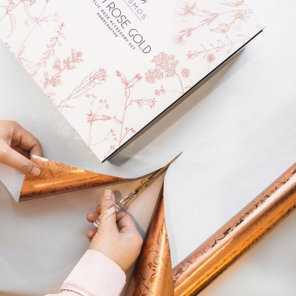 rose gold shears